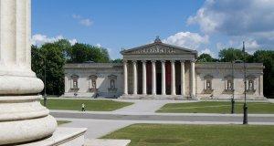 Profilfach Archäologie besucht die Glyptothek