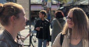 Sich auf Augenhöhe begegnen|Unser Russland-Austausch