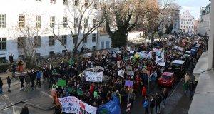 Für die Umwelt:|Nachsitzen für Klimaschützer