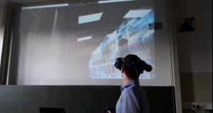Virtual Reality live| ein Vortrag…