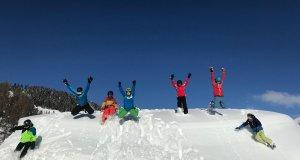 Unterwegs im Salzburger Land:|Skikurse der…