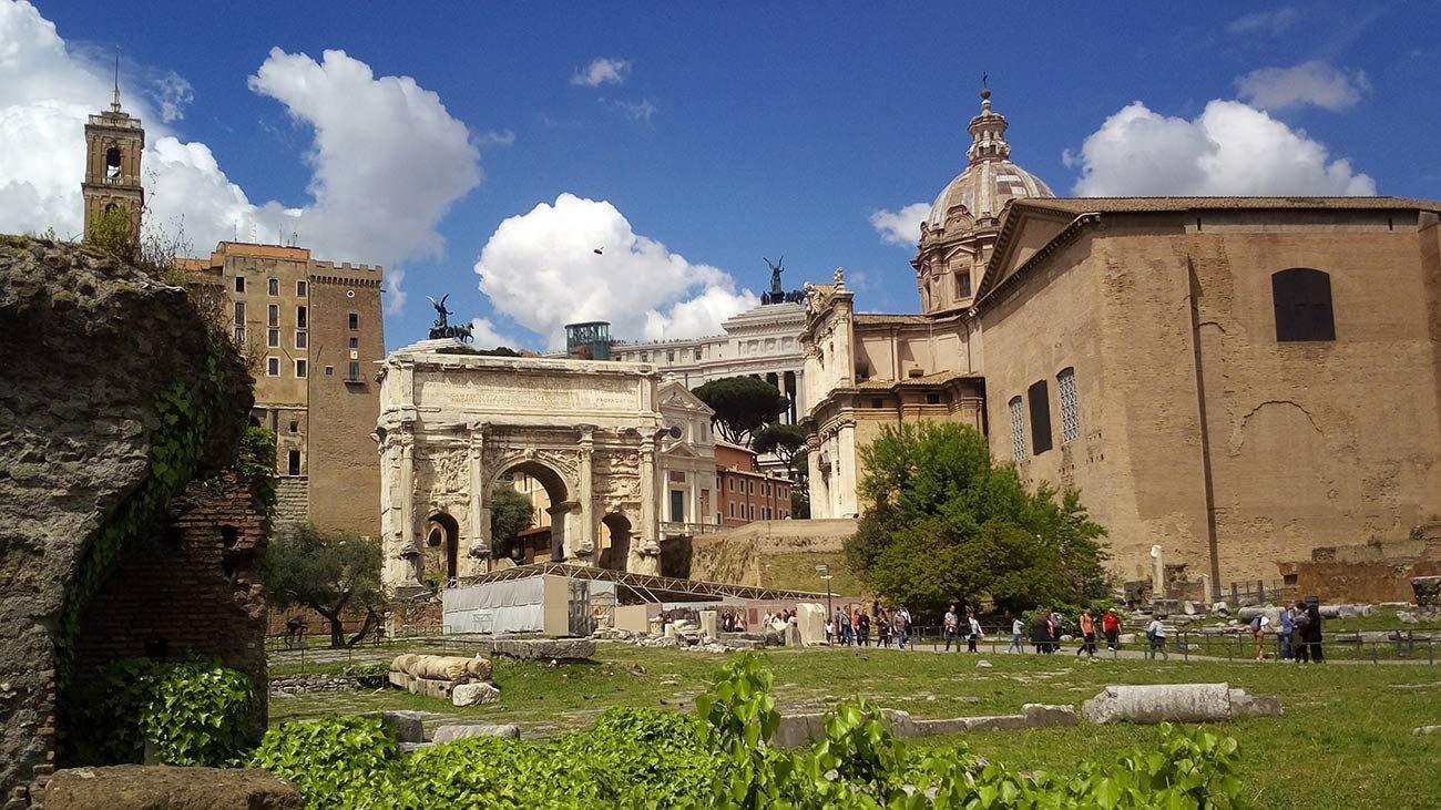 Rom: Ziel des diesjährigen P-Seminars Katholische Religionslehre