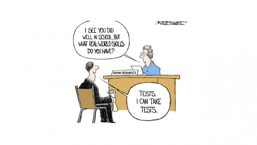 I can take tests!||||