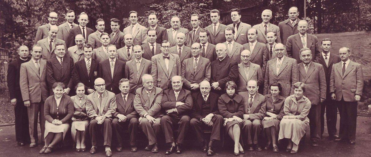Holbein-Lehrerkollegium von 1959