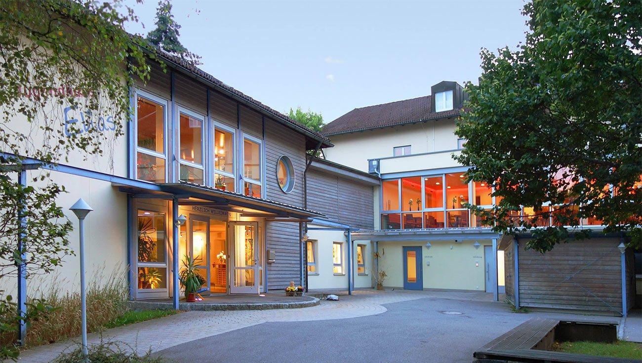 Das Jugendhaus Elias in Seifriedsberg: Ziel der Tage der Orientierung